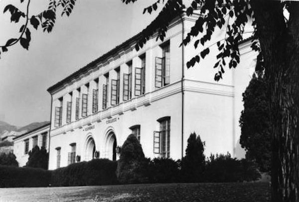 Then: Administration Building