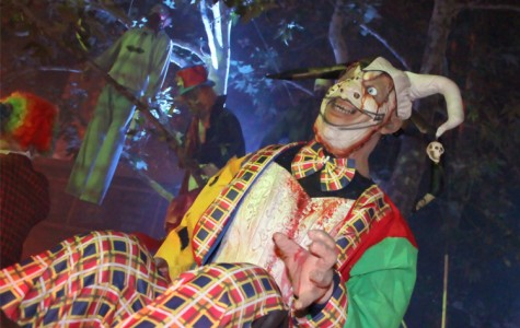 A-Mazing 'Horror Nights' for Holiday