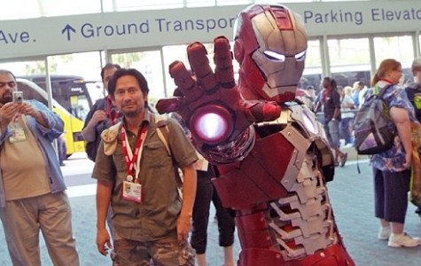 Spurlock Offers Insider's View of Comic-Con