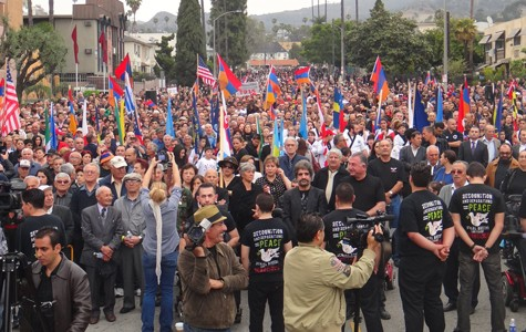 """In response to a previous letter: """"Armenians Have Achieved Some, Not All, Goals"""""""