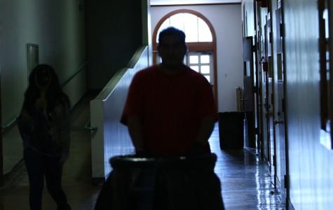 Custodians put a Bright Shine on Campus