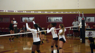Women's Volleyball Goes Off Speed in the Preseason