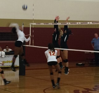 Lady Vaqs Volleyball Drops One in Conference Play