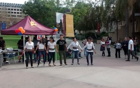 Students Celebrate Armenian Culture