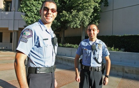 Police Cadets Take Public Safety Seriously