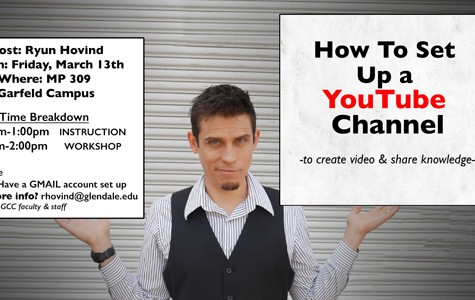 Learn to Make Your Own YouTube Channel