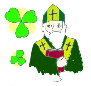 Saint Patrick's Day Fallacies Explored