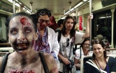 The Undead Walk (and Take the Red Line) Among Us