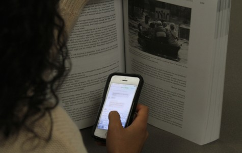 Texting Versus Textbooks: What do Students Read Most?