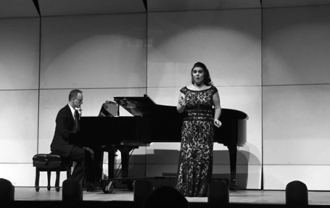 Music Faculty Performs the Classics at Recital