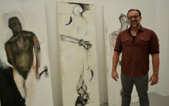 'Eros in Ruin' Works Depicts the Fragility of Man