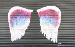 Art Takes Wings in Los Angeles