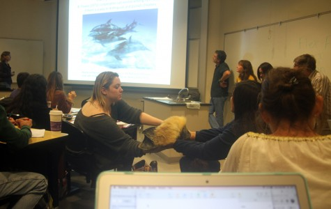 Science Lecture Informs Students of Endangered Species