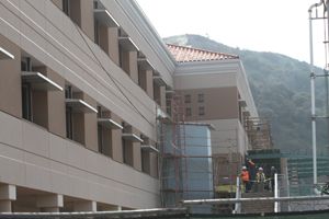 Construction Update: Sierra Vista Building Nears Completion