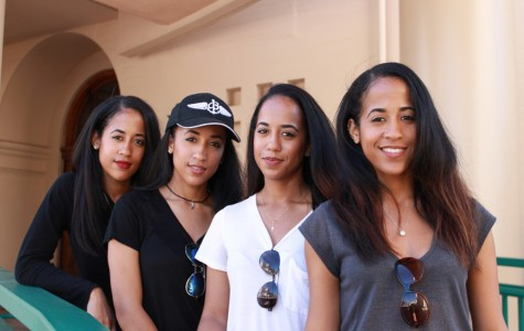 Pyfrom Sisters: Four Times the Fun