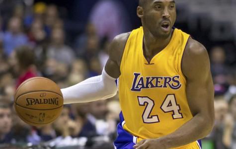 Kobe Bryant Bids Farewell