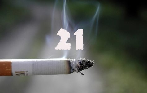 Buyers Beware: Smoking Age Now 21