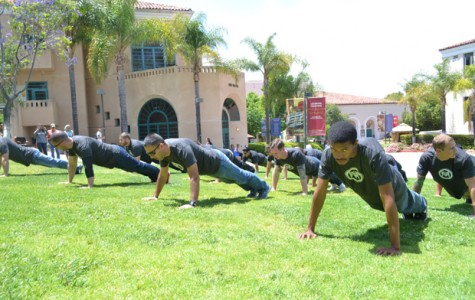 PUSHUPS FOR VETS
