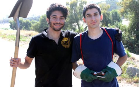 Cleaning Up the River: Scholars Lend a Hand