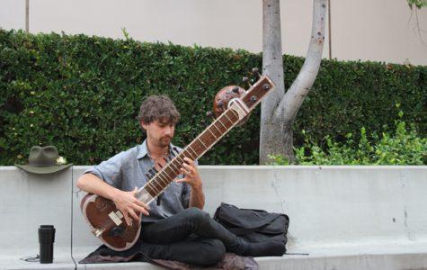 Aspiring Musician Brings Indian Classics to Campus