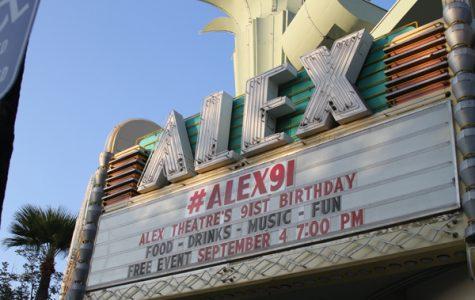 Alex Theater Celebrates 91 Years