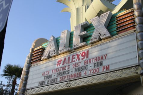 Alex Theater Celebrates 91 Years