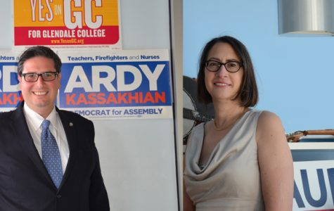 Dueling Democrats Duke it Out in the 43rd District
