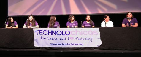 GCC Hosts TECHNOLOchicas