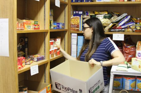 Food for Thought Helps Hungry Students