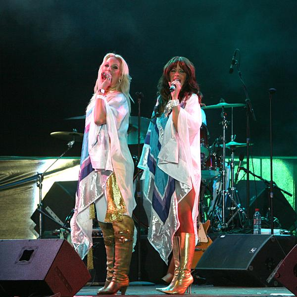 ABBA:  Possibly the most famous band from Sweden, ABBA has multiple number one hits in the U.S. including Mamma Mia, which was also developed as a stage productioned film.