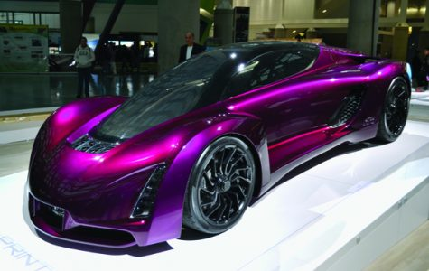 3D Cars: The Future is Now