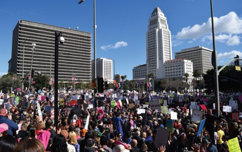 Women's March Draws 750,00 Peaceful Protesters