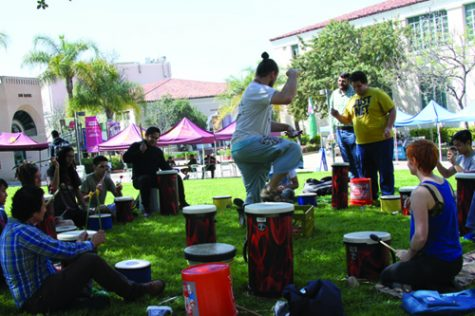 School of Rock: Students and Faculty Drum to the Beat