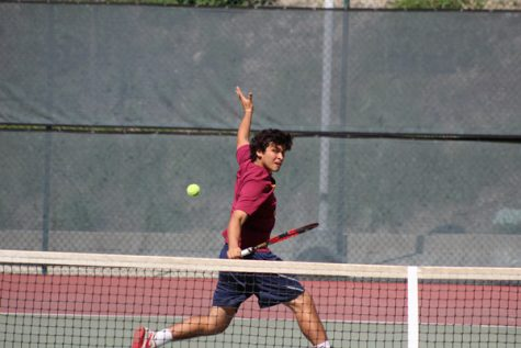Men's Tennis Heads for the Playoffs