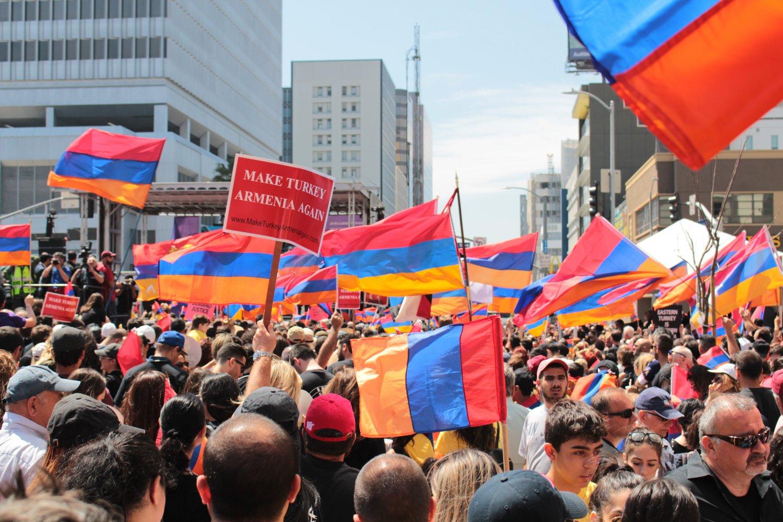 MAKE TURKEY ARMENIA AGAIN: