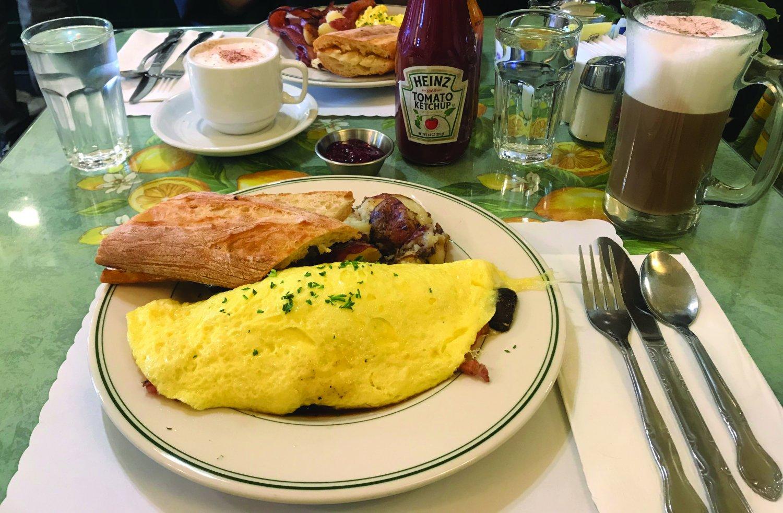 1. Breakfast at Mama's