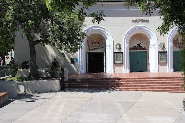 Now: Auditorium Building
