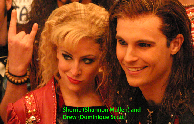 Sherrie and Drew