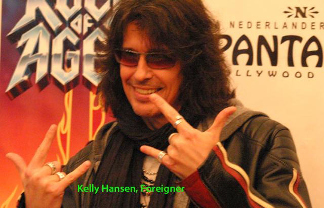Kelly Hansen
