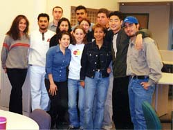 New and returning representatives of ASGCC welcome the Spring semester.