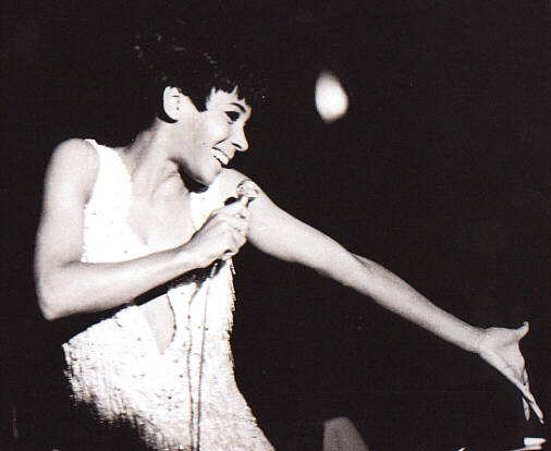 Revamped with a touch of techno, Shirley Bassey is back on the dancefloor.