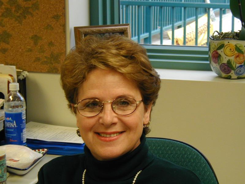 Angela Battaglia is the Scholarship Coordinator at Glendale College