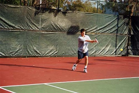 -Photo by Roderick DanielsAndy Roland has lost only one match in his sophomore season.