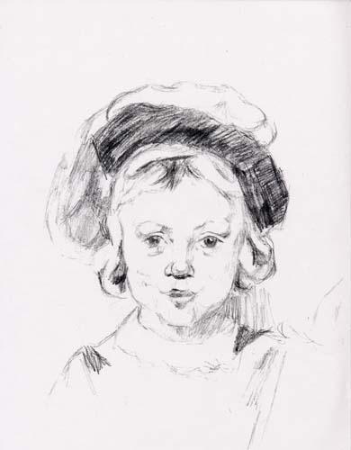 -Portrait by Emil Doluhanian