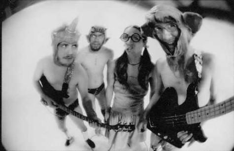 Photo by Roderick DanielsBig Dumb Faces debut album falls short of expectations.