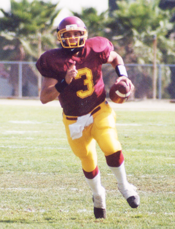 The improved play of quarterback Joe Kroells is one of the many reasons why the Vaqueros are headed to their first bowl game since 1992.