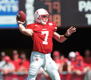 Heisman Trophy-winner Eric Crouch led the Huskers to an 11-1 record this season. Crouch gained 2,625 total yards, accounted for  25 touchdowns, and led the team in rushing with 1,510 yards.