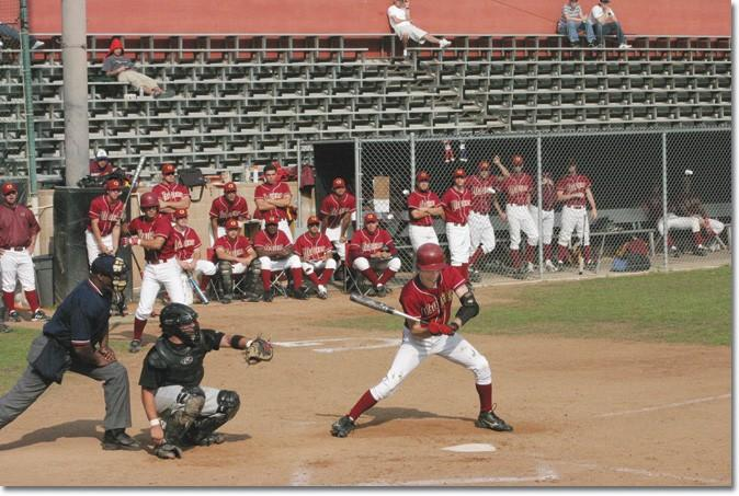 BATTER UP — Vaquero hitters were patient at the plate, making sure to keep the balls from being chased out of the strike zone.
