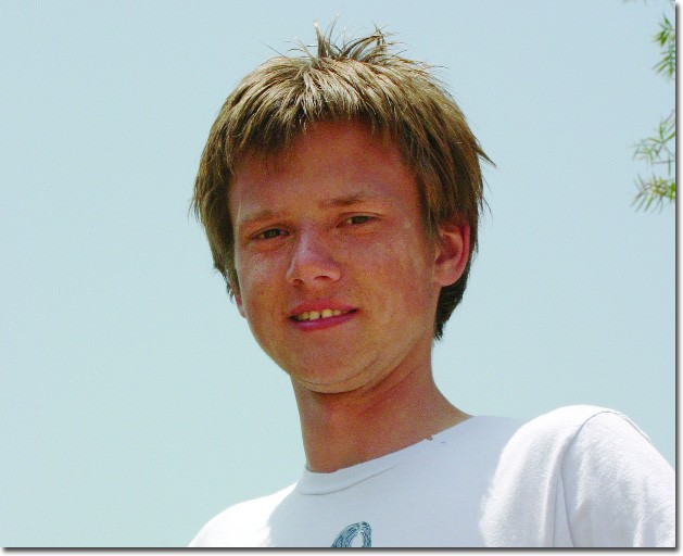 Yury Lisenkov moved from Moscow, Russia to follow his dream of studying in the United States.