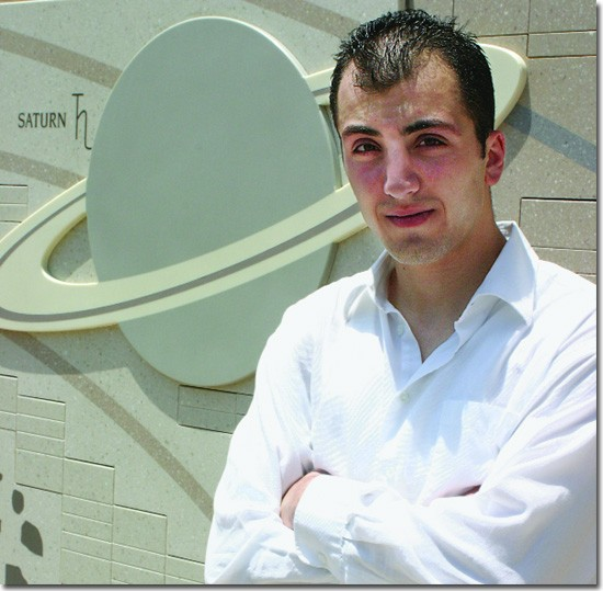 Aran Muraradyan, an intern for NASA's Jet Propulsion Laboratory (JPL) is the first GCC student to be published in the Astrophysical Journal.